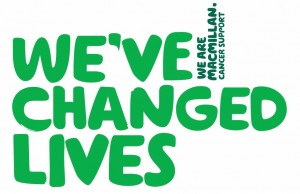 Fundraising for Macmillan Cancer Support