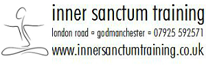 Inner Sanctum Training Gym in Godmanchester sponsors the 2013 fun run.
